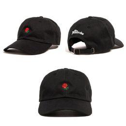 Wholesale Wholesale Cream Rose Balls - 2017 The Hundreds Rose Snapback Caps Snapbacks Design Brands Cap Men Women Adjustable Golf Baseball Hat Casquette Hats