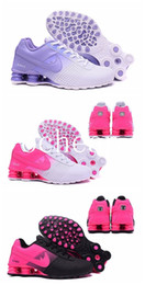 Wholesale Day Running Lights - Air Shox Deliver Shoes 809 basketball running woman shox deliver NZ R4 top designs Sneakers for sale size 36-40