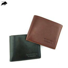 Wholesale Top Quality Mens Wallets - 100% Top Quality Dollar Price Short Style Male Purse Men Wallets Fashion Dollar Purse Carteira Masculina Mens Purse Wallet