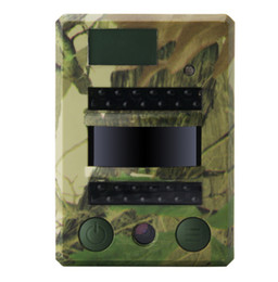 Wholesale Camera Infrared Photo - S690 Scouting Trail Camera 8MP Photo 720P Video 30FPS Infrared Digital Hunting Camera IP54 Waterproof Ann