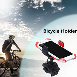 Wholesale Bike Smartphone Holder - Bike Phone Mount Holder Bicycle Holder Best sale Universal Cradle Clamp for iOS Android Smartphone GPS other Devices