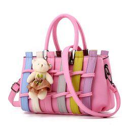 Wholesale Stereotypes Handbags - Fashion New Arrivel Women Bag Crossbody Stereotypes Sweet Single Shoulder Handbag Free Shipping
