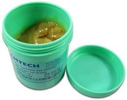 Wholesale Flux Amtech Rma - BGA rework station parts 100g AMTECH RMA-223-TPF help solder paste solder flux welding paste for bga repairing station