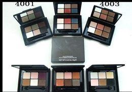 Wholesale Good Quality Makeup Palettes Wholesale - 2017 New brand good quality nar 6 color eye shadow palette makeup 6 PCS