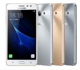 "Wholesale Pro Unlock - Original Unlocked Samsung Galaxy J3 Pro J3110 4G LTE Mobile phone Snapdragon 410 Quad Core Phone Dual SIM 5.0"" 8.0MP NFC Cell Phone"