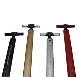 Rail extenseur de barre de contrôle de jambe de force extensible de contrôle iScooter pour tringle de équilibrage électrique Hoverboard de scooter ? partir de fabricateur