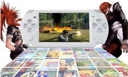 Wholesale Wholesale Console Wifi - New hot 4.3inch Screen WIFI Children Classic Handheld PSP Game Console With Camera Music & Electronic Books