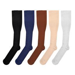 Wholesale Slimming Sock Legging - Hot sale Miracle Socks Anti Fatigue Compression Stocking Sock Leg Warmers Slimming socks Calf Support Relief socks