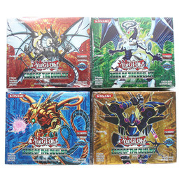 Wholesale Pc Game Collection - 216 pcs.   1 lot Yugioh Game Cards Paper Toys Girl Boy Yu Gi Oh Games Collection Card Christmas Gift Brinquedo Toy