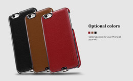 Wholesale Wireless Phone Parts - obile Phone Accessories Parts Mobile Phone Bags Cases qi receiver Nillkin Power Wireless Charger Receiver Case Cover For iphone 6 for iPh...
