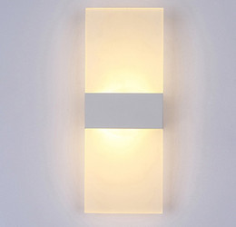 Wholesale Led Bedroom Light Strip - Modern Bedroom Wall Lamps Abajur Applique Murale Bathroom Sconces Home Lighting Led Strip Wall Light Fixtures Luminaire Lustre