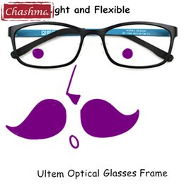 c1f9e57604 Al por mayor-Chashma Ultra Light colorido Ultem Optical Glasses Frame para  anteojos recetados Cute Sweet Women Glasses Frames