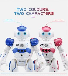 Wholesale Best Sing - remote-control robot, kydwyane singing and dancing boys and girls electric interactive toys The best Christmas present for children