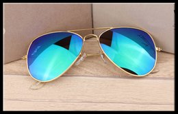 Wholesale Factory Pilots - 2017 new hot style sunglasses new metal resin sun, the sun and the mirror glasses wholesale factory direct sales