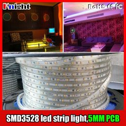Wholesale Led Strip Rgb 3528 Ip67 - rgb led 3528 strip light,party hotel Restaurant decoration 220v led waterproof strip light,smd3528 ip67 flexible strip light,100M REEL