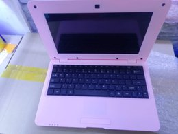 Wholesale Online Laptops Wholesale - purchase online safe 2 pcs fashion notebook PC laptop 10 inch size android o.s silver brand new