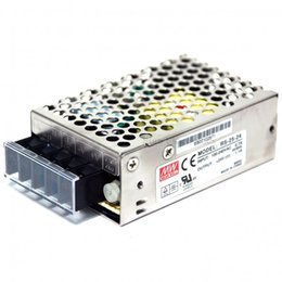 Wholesale Meanwell Switching Power Supply - MeanWell Enclosed RS-25 Small Volume 25W Single Output Switching Power Supply