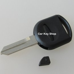 Wholesale Ford Key Blanks - No Chip Transponder Key Shell For Ford Lincoln RAPTOR Mercury Uncut Key Blank Case (can install chip)