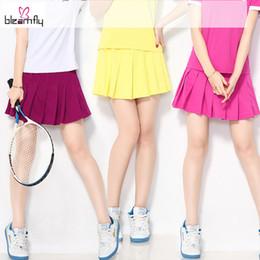 Wholesale Girls Sports Uniforms - 5XL Summer Short Skirt for Women Sport School Skirt Tennis High Waist Pleated Girls Cosplay Harajuku Mori Japanese Uniform Skirt