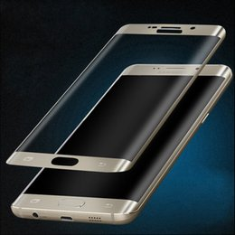 Wholesale Note 3d Covers - For Note 8 Tempered Glass Full Cover 3D Curved Side Screen Protector for S8 S8 PLUS 0.2MM 9H 2.5D