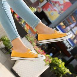 Dentelle oxfords pour femmes en Ligne-Chaussures de toile 2017 femmes chaussures tout-aller décontractées pour femmes
