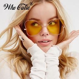 дизайнер в форме сердца солнцезащитные очки Скидка Оптовая 2017 подиумы Кошачий глаз Солнцезащитные очки для девочек женская любовь в форме сердца бабочка солнцезащитные очки Марка дизайнер OM93 Freeshipping