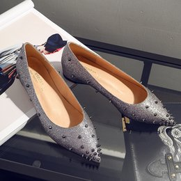 Wholesale Cheap Nude Pumps - Real 2017 Black And White Womens Pumps Stilettos Heels Fashion Women Shoes Handmade Custom Made Large Size Lace Up Side Pumps Cheap Modest