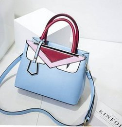Wholesale Diamond Shaped Bow Tie - 2016 new women handbag Brand handbag shoulder messenger bags V-shaped fashion women handbags Europe free shipping