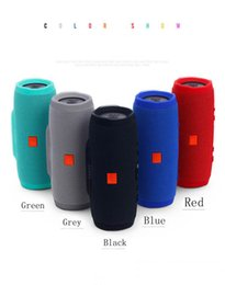 Wholesale Mini Beat Bluetooth - Beat BL Charge 2+ Plus Charge 3 Bluetooth Plus Portable Wireless Stereo Outdoor Bluetooth Mini Subwoofer Waterproof Hifi Speaker Top Quality