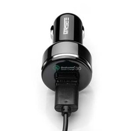 Wholesale Mini Car Charger Micro Usb - Car Charger MARSEE Quick Charge 3.0 Car Charger, 2-Port USB Smart Fast Charging, Auto Detect Technology for iphone 7 samsung s8