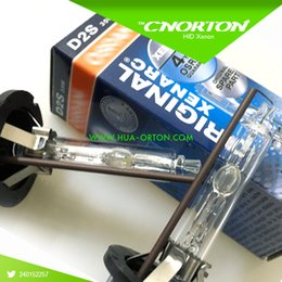 Wholesale Germany Hid - Set(2) Germany 100% HID Xenon Bulb Car Headlight OEM D2S 12V 35W 5500K   4300K 66240 66240CBI