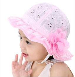 Wholesale Hat Baby Beige Red Black - baby hat the spring and autumn period and the male children tide han edition girl princess baby hat summer thin boy