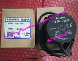 Wholesale Magnetic Proximity Sensors - 100% New and original PS50-30DP AUTONICS PROXIMITY SENSOR 12-24VDC