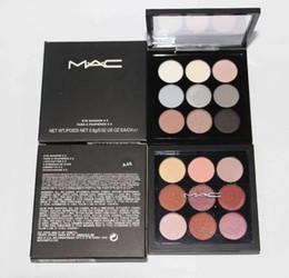2019 paleta de sombra de ojos más vendida REGALO LIBRE 2019 más nuevos productos de maquillaje 9 colores sombra de ojos