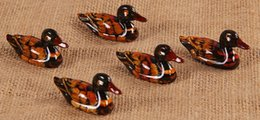 Wholesale Chopsticks Duck Holders - Fashion Llovely Duck Resin Chopstick Holder For Boby toys,Home Decoration,Wedding and party supplies