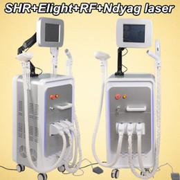 Wholesale Power Line Supplies - ipl power supply OPT SHR laser hair removal machine birthmark tattoo eye lines removal Elight laser skin rejuvenation spa