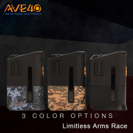 Wholesale Dual Arm - Original Limitless Arms Race 200W Box Mod Firmware Upgradable Dual 18650 Series Setup Temperature Control VS Limitless 200W