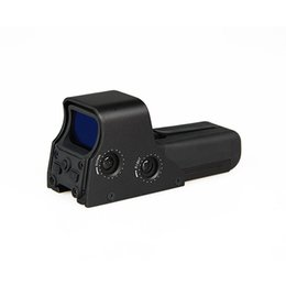 Wholesale Holographic Dot - 552 Holographic Sight Red & Green Dot Scope Tactical Outdoor Sport Telescopic Sight For Airsoft For Hunthing