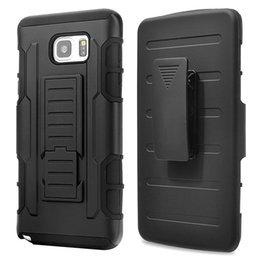Wholesale Chinese Combo - Future Armor Case 3 in 1 Combo Cover For Samsung Galaxy Note 2 3 4 5 7 A5 A7 J3 J5 J7 Note2 Note3 Note4 Note5 Note7 Case With Belt Clip