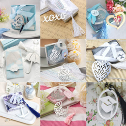 Wholesale Korean Wholesale Products - Cute Kawaii Metal Bookmark Lovely cake Clips Gift Creative Products Korean Stationery Wedding gifts