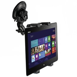 Wholesale Car Inch Gps Holder - Wholesale- Universal Car Holder Stand for Asus Fonepad ME371MG GPS DVD Tablet 7 - 10 inch Suction mount