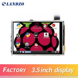 Wholesale 3 inch P SPI TFT LCD Display Screen with Touch Panel for RPi1 RPi2 raspberry pi3 Board V3 Support Raspbian System