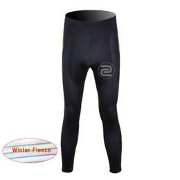 Wholesale Merida Winter Bib Pants - Team Merida Winter Cycling Sets Men Long Pants Thermal Fleece Cycling Clothing and Bib Pants Maillot Ciclismo Bike Clothing D1219