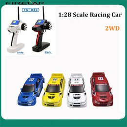 Wholesale Evo Electric - 2016 Hot Sale Oyuncak Sale 1:28 Cars Pixar Brinquedos 1 Piece Lancer Evo Model Rc Mini Electric Racing 2wd Remote Control Car Toys for Kids