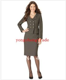 Where to Buy Womens Double Breasted Suit L Online? Buy New Double ...