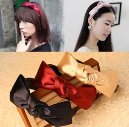 2019 senhoras pérola ornamentos Enfeites de Cabelo de alta qualidade seção de cabelo senhoras headband onda pérola faixas de cabelo TG181 ordem da mistura 30 peças muito senhoras pérola ornamentos barato