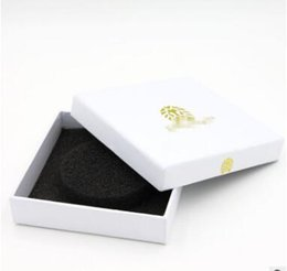 Wholesale Jewelry Box Lace - American woven LACES bracelet small lion special packaging box lovers bracelet exquisite gift box