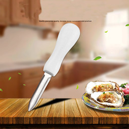 Wholesale Oysters Knife - Humanized Design Open Shell Tool Oysters Scallops Seafood Knife Multi-purpose Pry Knife Multifunction Utility Kitchen Tools