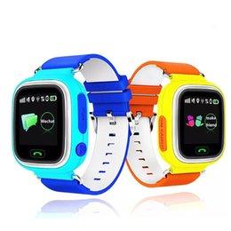 Wholesale German Outdoor Wear - Q90 Bluetooth Smartwatch with GPS WiFi LBS for iPhone IOS Android Smart Phone Wear Clock Wearable Device Smart Watch 3 Color