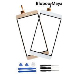 Argentina Al por mayor- Bluboo Maya Touch Screen Lens Sensor 100% Original Touch Panel Replacement Accesorios móviles + Herramientas para Bluboo Maya supplier wholesale original accessories for apple Suministro